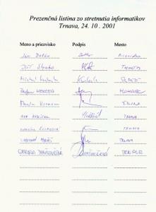 prezencka_2001