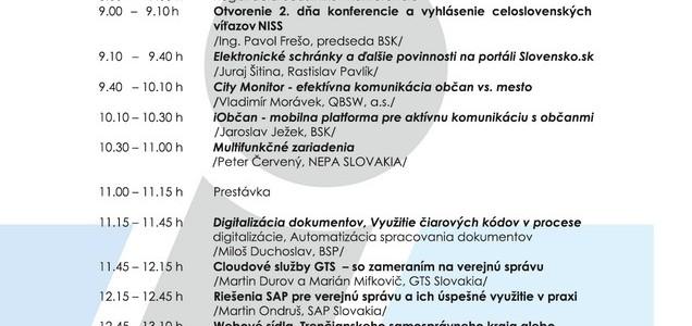 Pozvánka na konferenciu ZISS v Bratislave (9. – 10. apríl 2014)