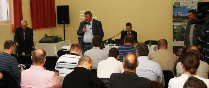 Konferencia ZISS v Nových Zámkoch (25. – 26. september 2014)