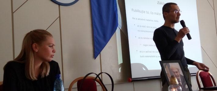 Tlačová správa z konferencie ZISS, 5-6 mája 2016, Vysoké Tatry